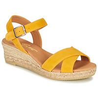 Pantofi Femei Sandale  Betty London GIORGIA Galben