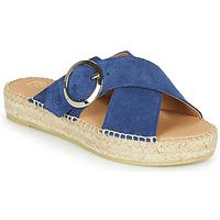 Pantofi Femei Papuci de vară Betty London MARIZETTE Albastru