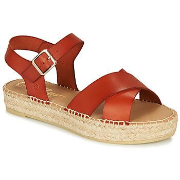 Pantofi Femei Sandale  Betty London MIZOU Maro