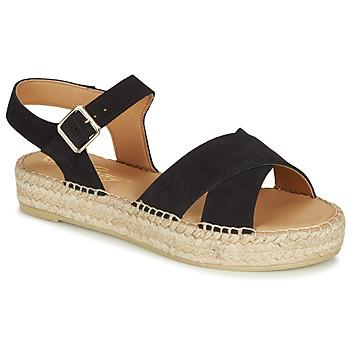 Pantofi Femei Sandale  Betty London MIZOU Bleumarin