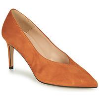 Pantofi Femei Pantofi cu toc Betty London MINATTE Coniac