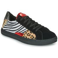 Pantofi Femei Pantofi sport Casual Les Petites Bombes MOONWALK Negru
