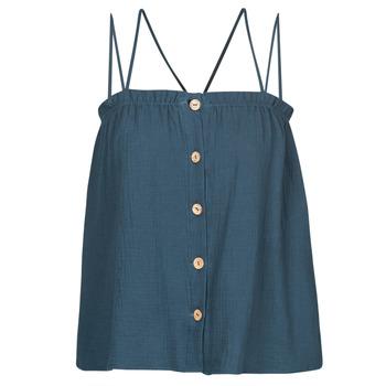 Îmbracaminte Femei Topuri și Bluze Betty London MOUDANE Albastru