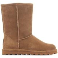 Pantofi Femei Cizme de zapadă Bearpaw Elle Cafenii