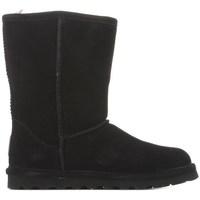 Pantofi Femei Cizme de zapadă Bearpaw Elle Negre