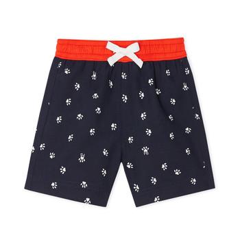 Îmbracaminte Băieți Maiouri și Shorturi de baie Petit Bateau FEROE Multicolor
