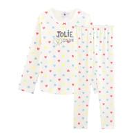 Îmbracaminte Fete Pijamale și Cămăsi de noapte Petit Bateau FIONA  multicolor