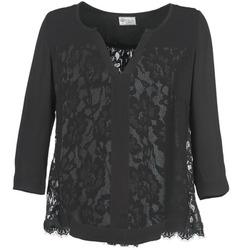 Îmbracaminte Femei Topuri și Bluze Stella Forest STIRPIA Negru