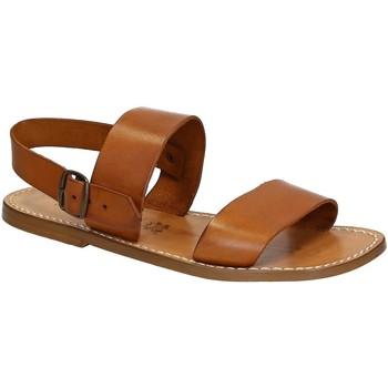 Pantofi Bărbați Sandale  Gianluca - L'artigiano Del Cuoio 500 U CUOIO CUOIO Cuoio