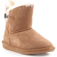 Pantofi Femei Cizme de zapadă Bearpaw Rosie Hickory II Cafenii