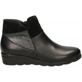 Pantofi Femei Botine Wave NAPPA nero