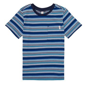 Îmbracaminte Băieți Tricouri mânecă scurtă Esprit ERNEST Albastru