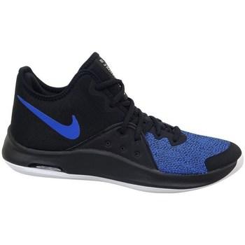 Pantofi Bărbați Basket Nike Air Versitile Iii Negre,Albastre