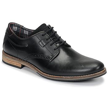 Pantofi Bărbați Pantofi Derby André ROLL Negru