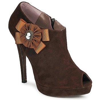 Pantofi Femei Botine Fericelli ASSETE Maro