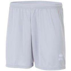 Îmbracaminte Pantaloni scurti și Bermuda Errea Short  New Skin gris