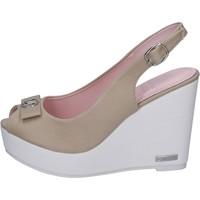 Pantofi Femei Sandale  Lancetti BP560 Bej