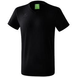 Îmbracaminte Bărbați Tricouri mânecă scurtă Erima T-Shirt  style noir
