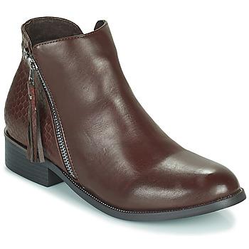 Pantofi Femei Ghete Xti  Maro