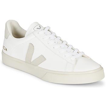 Pantofi Pantofi sport Casual Veja CAMPO Alb / Gri