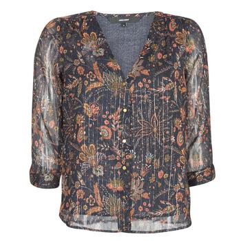 Îmbracaminte Femei Topuri și Bluze Vero Moda VMGLAMMY Bleumarin