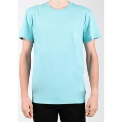 Îmbracaminte Bărbați Tricouri mânecă scurtă DC Shoes DC SEDYKT03376-BHA0 blue