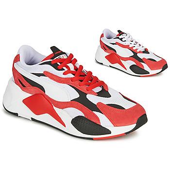 Pantofi Pantofi sport Casual Puma RS-X3 Roșu / Alb