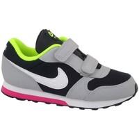 Pantofi Copii Trail și running Nike MD Runner 2 TD Celadon,Negre,Gri
