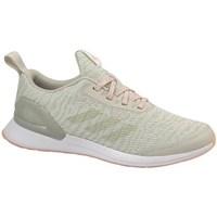 Pantofi Copii Trail și running adidas Originals Rapidarun X Knit J Bej, Oliv
