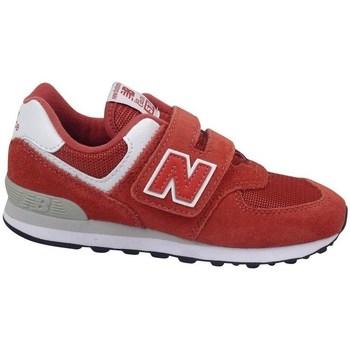 Pantofi Copii Pantofi sport Casual New Balance YV574EC Roșii