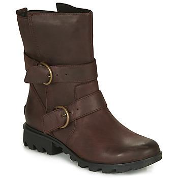 Pantofi Femei Cizme de zapadă Sorel PHOENIX MOTO Maro