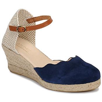 Pantofi Femei Sandale  André BABI Bleumarin