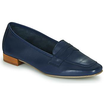 Pantofi Femei Mocasini André NAMOURS Bleumarin