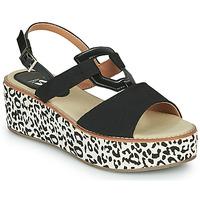 Pantofi Femei Sandale  Vanessa Wu MIGLOS Negru