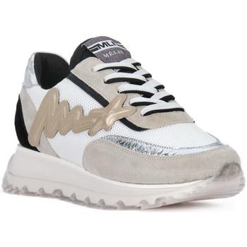 Pantofi Bărbați Pantofi sport Casual At Go GO MOON ARGENTO 560 Grigio