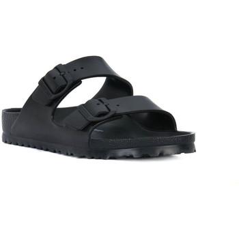 Pantofi Bărbați Papuci de vară Birkenstock ARIZONA EVA BLACK CALZ S Nero