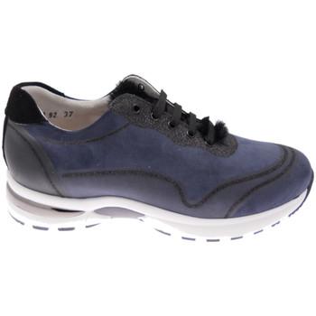 Pantofi Femei Drumetie și trekking Calzaturificio Loren CLORA1068bl blu