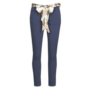 Îmbracaminte Femei Pantalon 5 buzunare Betty London MIRABINE Bleumarin