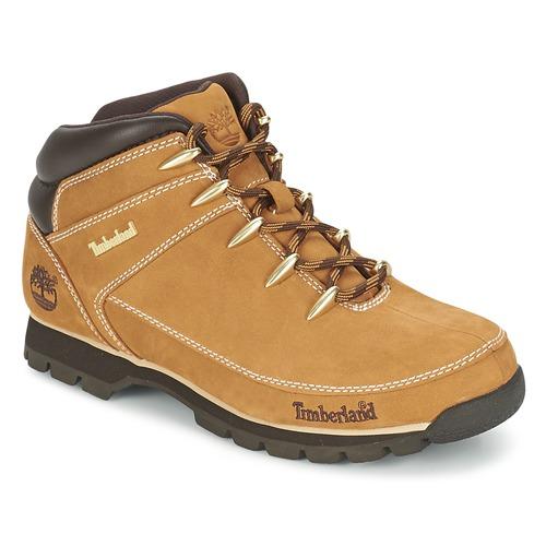 Pantofi Bărbați Ghete Timberland EURO SPRINT HIKER Bej