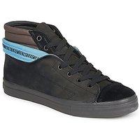 Pantofi Bărbați Pantofi sport stil gheata Bikkembergs PLUS MID SUEDE Negru