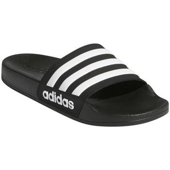 Pantofi Copii Șlapi adidas Originals Adilette Shower K Negre