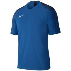 Îmbracaminte Bărbați Tricouri mânecă scurtă Nike Dry Strike Jerse Albastre