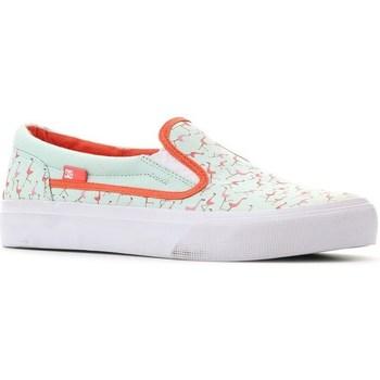 Pantofi Femei Pantofi Slip on DC Shoes Trase Slipon SP Celadon
