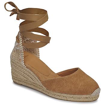 Pantofi Femei Sandale  Castaner CARINA Camel