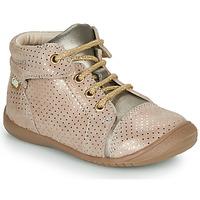 Pantofi Fete Ghete GBB OLSA Bej