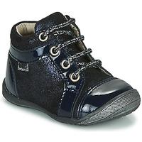 Pantofi Fete Pantofi sport stil gheata GBB OMANE Albastru