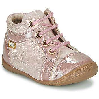 Pantofi Fete Ghete GBB OMANE Roz