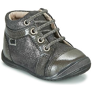 Pantofi Fete Pantofi sport stil gheata GBB OMANE Negru