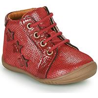 Pantofi Fete Pantofi sport stil gheata GBB DAVIA Roșu