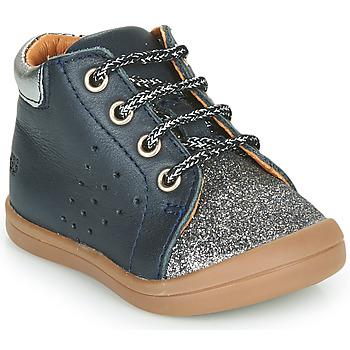 Pantofi Fete Ghete GBB NAHIA Albastru